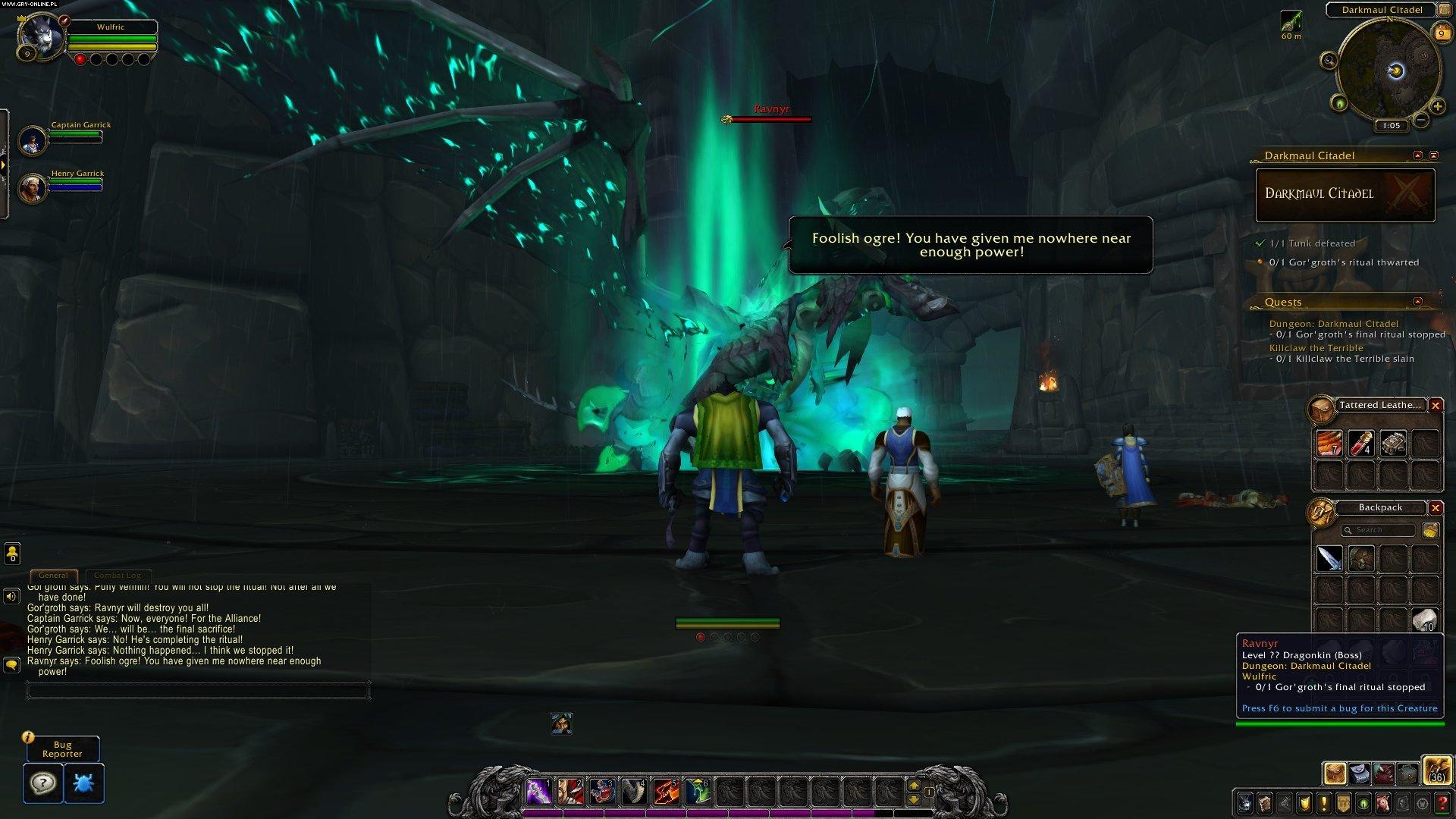 World of Warcraft: Shadowlands- GAME,
