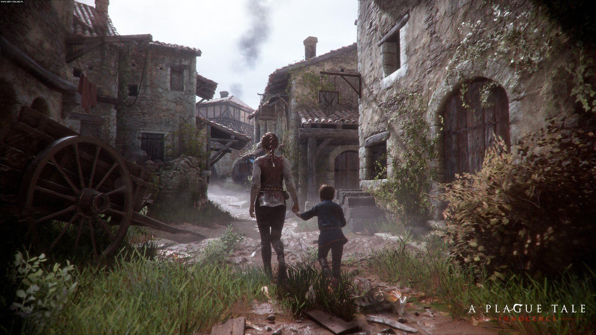 A Plague Tale: Innocence PC, PS4, XONE Games Image 17/30, Asobo Studio, Focus Home Interactive