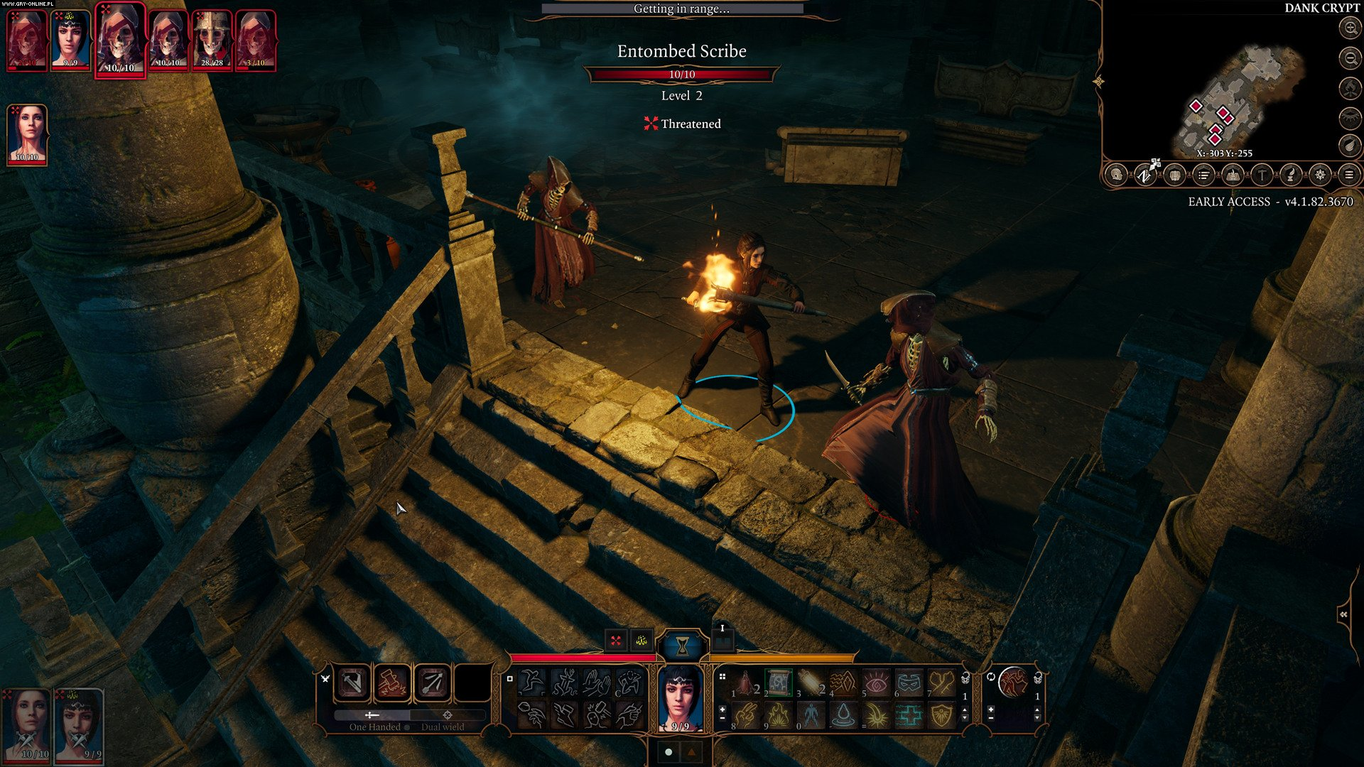 Baldur's Gate 3 PC gameplay,