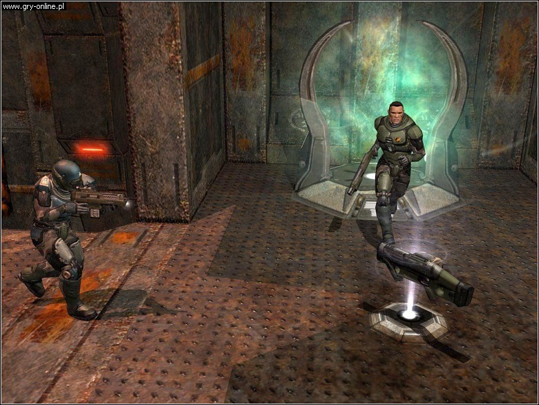 Quake 4 PC Gry Screen 2/27, Raven Software, Activision Blizzard