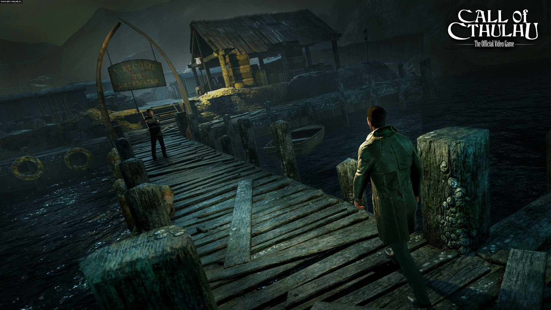 Call of Cthulhu PC Games Image 22/30, Cyanide Studio, Focus Home Interactive