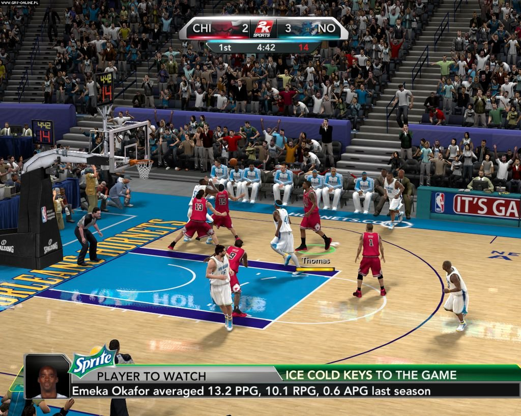 NBA 2K10 - screenshots gallery - screenshot 28/83 ...