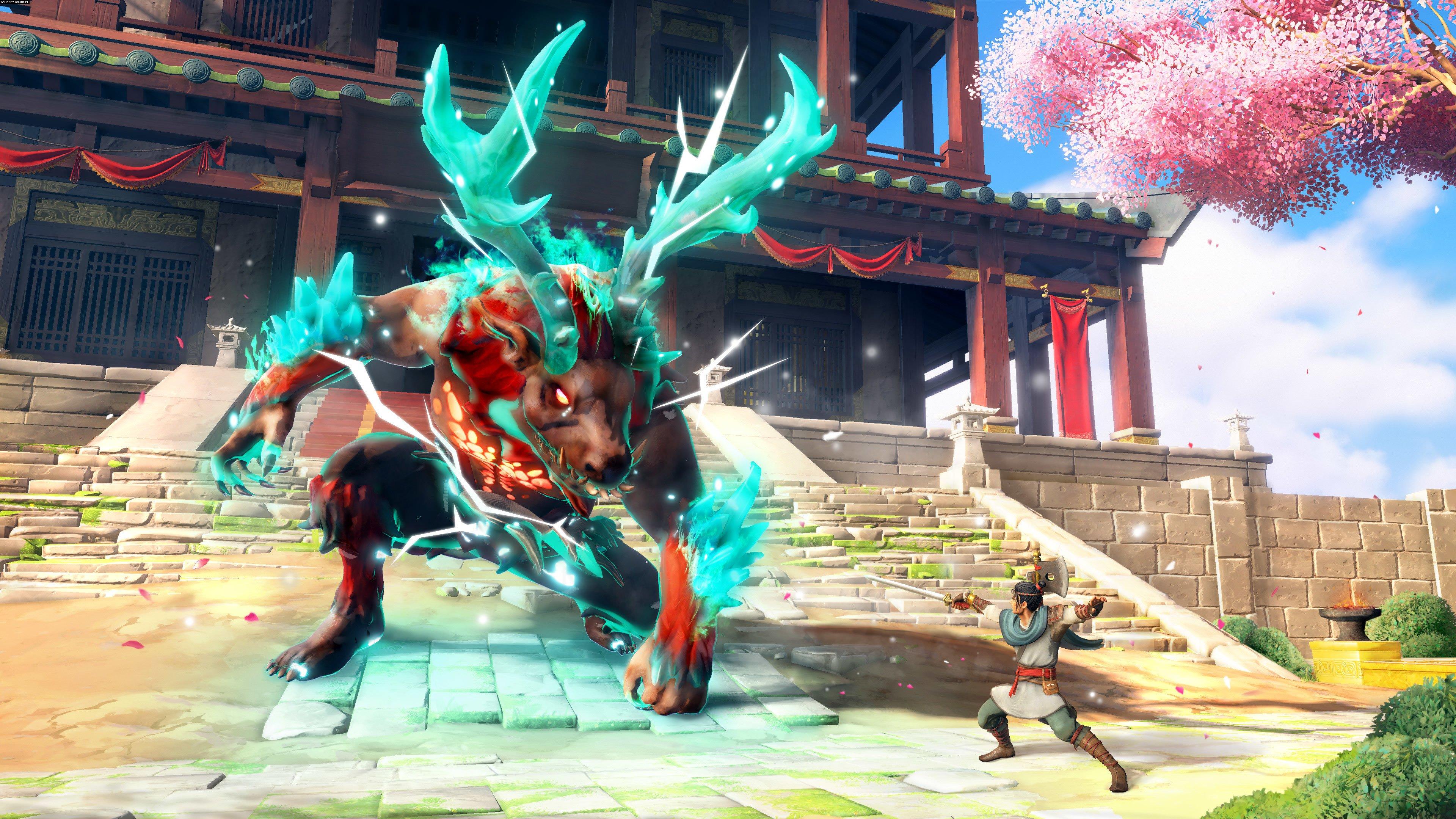Immortals: Fenyx Rising - Myths of the Eastern Realm Screenshots    gamepressure.com