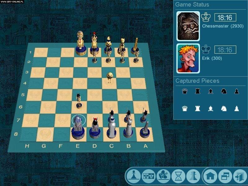 Chessmaster Challenge - galeria screenshotów - screenshot ...