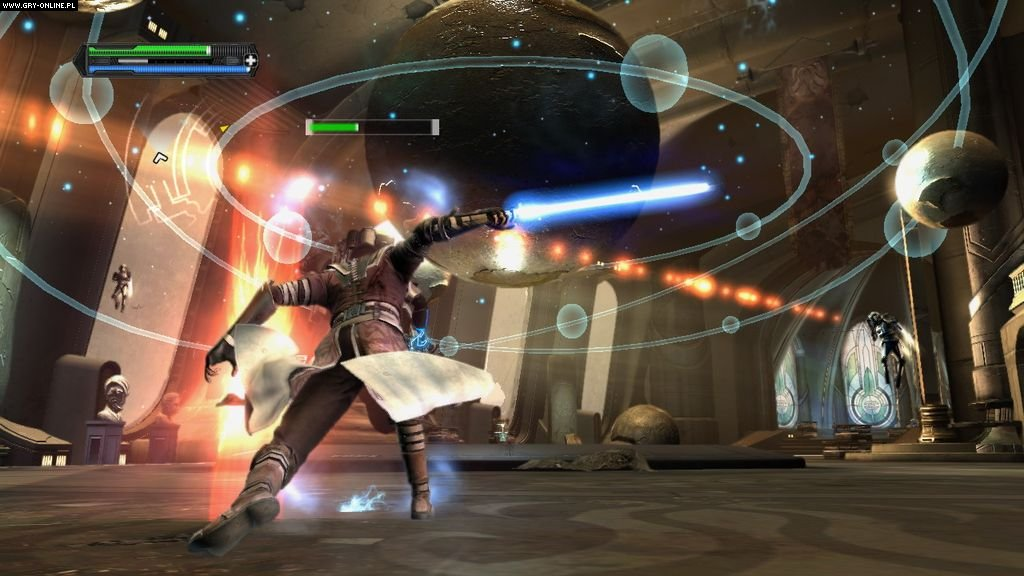 Star Wars: The Force Unleashed PS3 Gry Screen 8/73, LucasArts