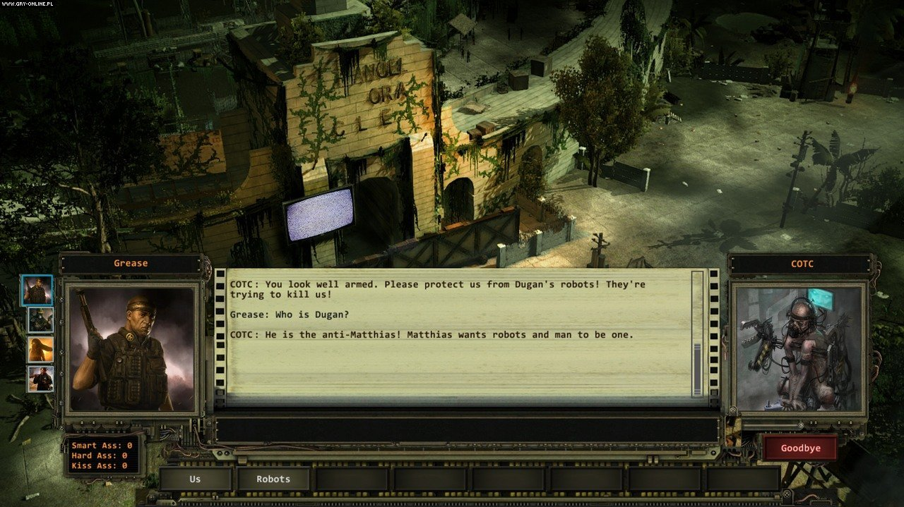 Wasteland 2 PC Games Image 25/42, inXile entertainment, Deep Silver / Koch Media