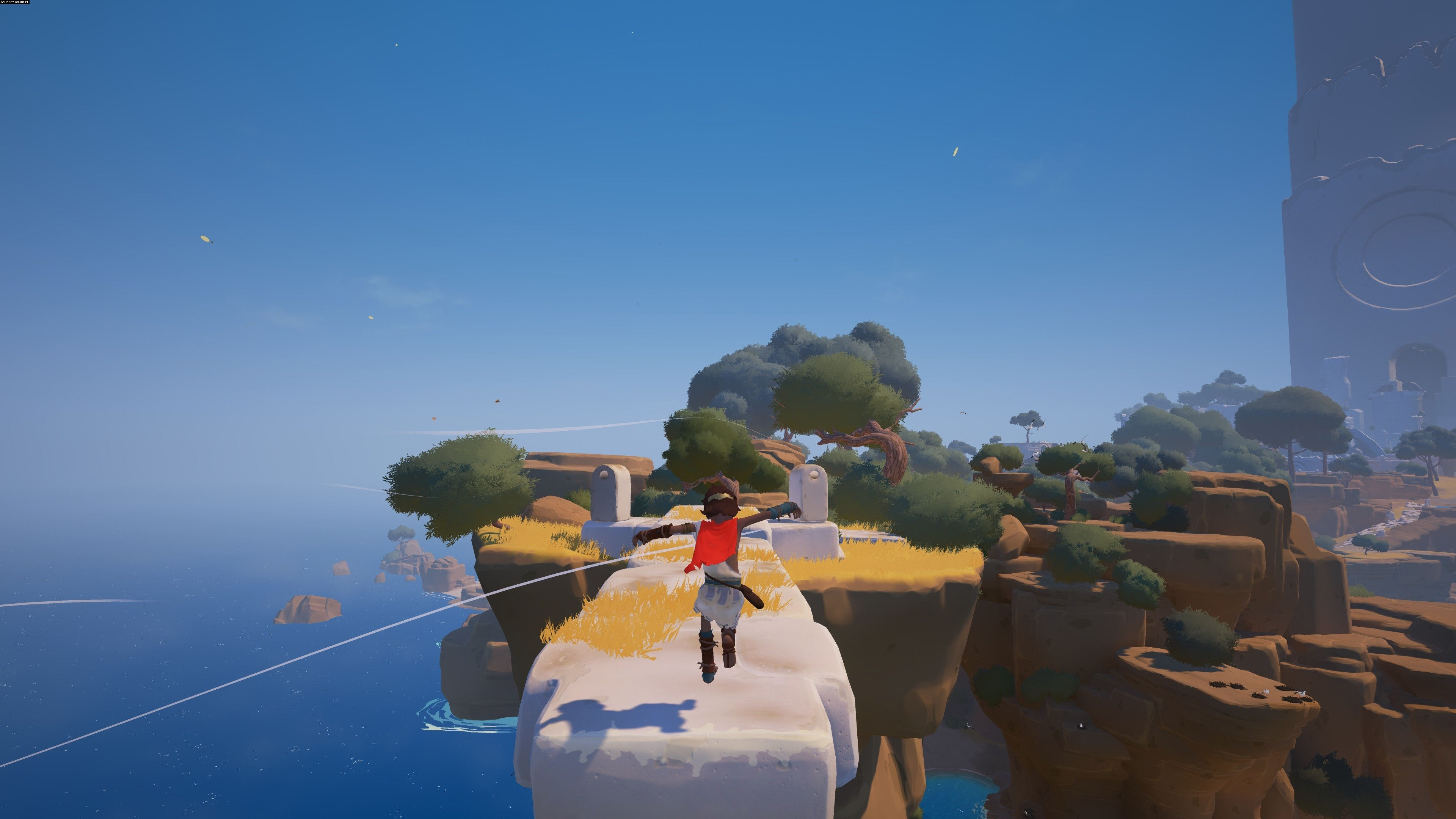 Rime PC, PS4 Gry Screen 82/121, Tequila Works, Grey Box