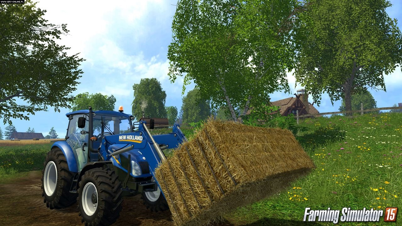 Farming Simulator 15 PC, X360, PS3, PS4, XONE Games Image 8/14, GIANTS Software, Focus Home Interactive