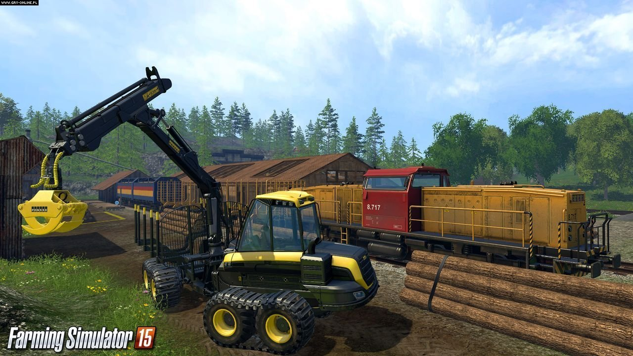 Farming Simulator 15 PC, X360, PS3, PS4, XONE Games Image 7/14, GIANTS Software, Focus Home Interactive