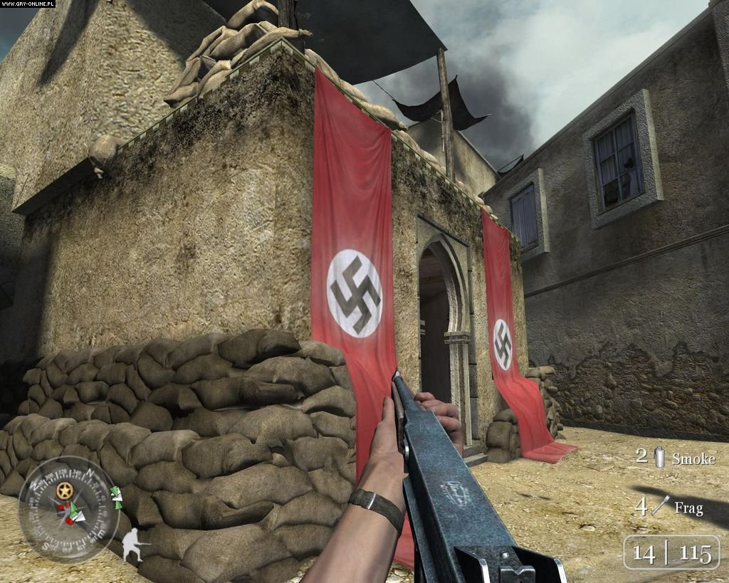 Patch de Call of Duty 2 101 - 23-12-2005 10:44:00