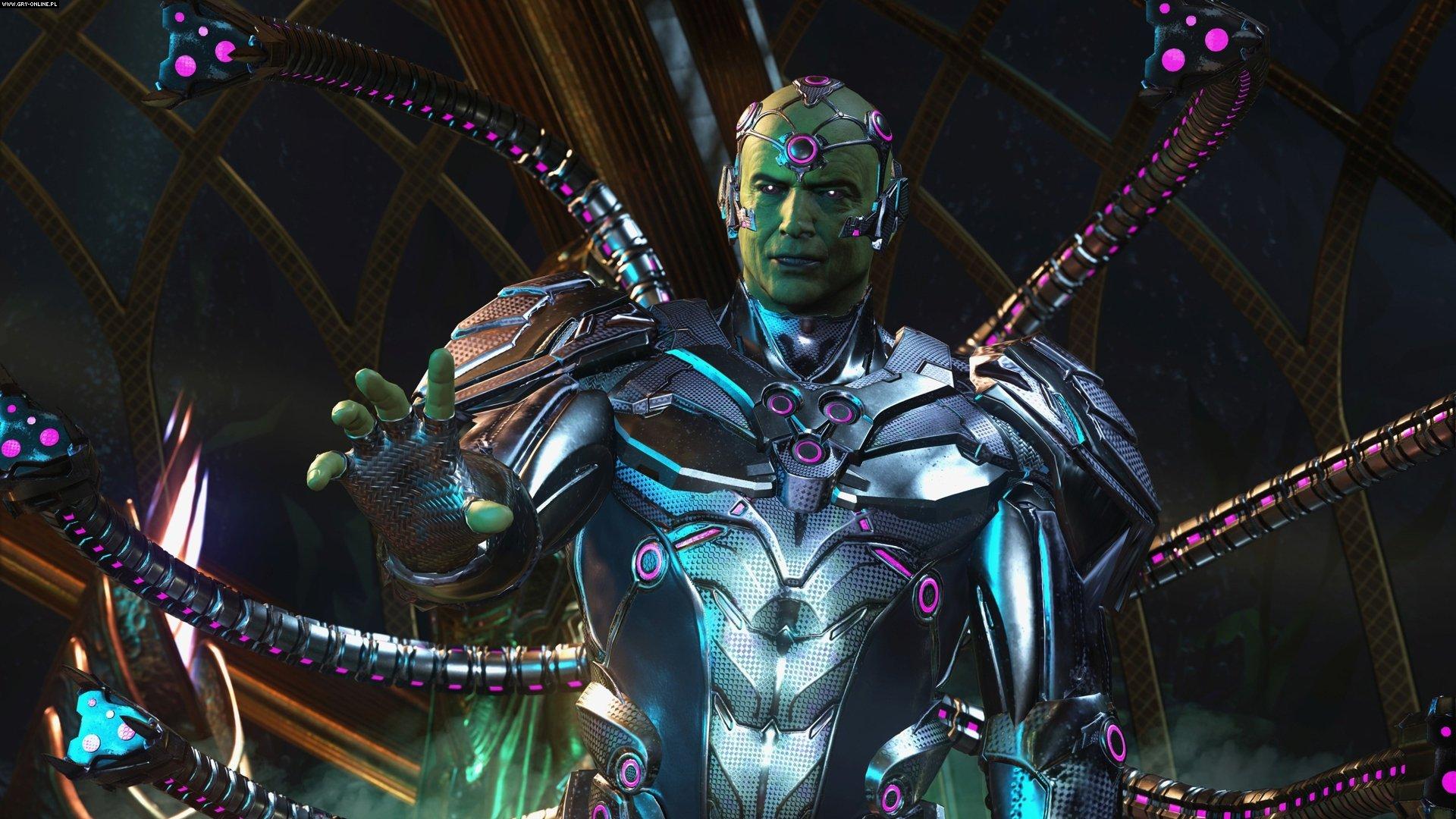 Injustice 2 PS4, XONE Games Image 17/24, NetherRealm Studios , Warner Bros Interactive Entertainment